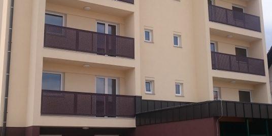 Dvosobno stanovanje z atrijem ob Rinži, Kočevje S-1 (novogradnja)