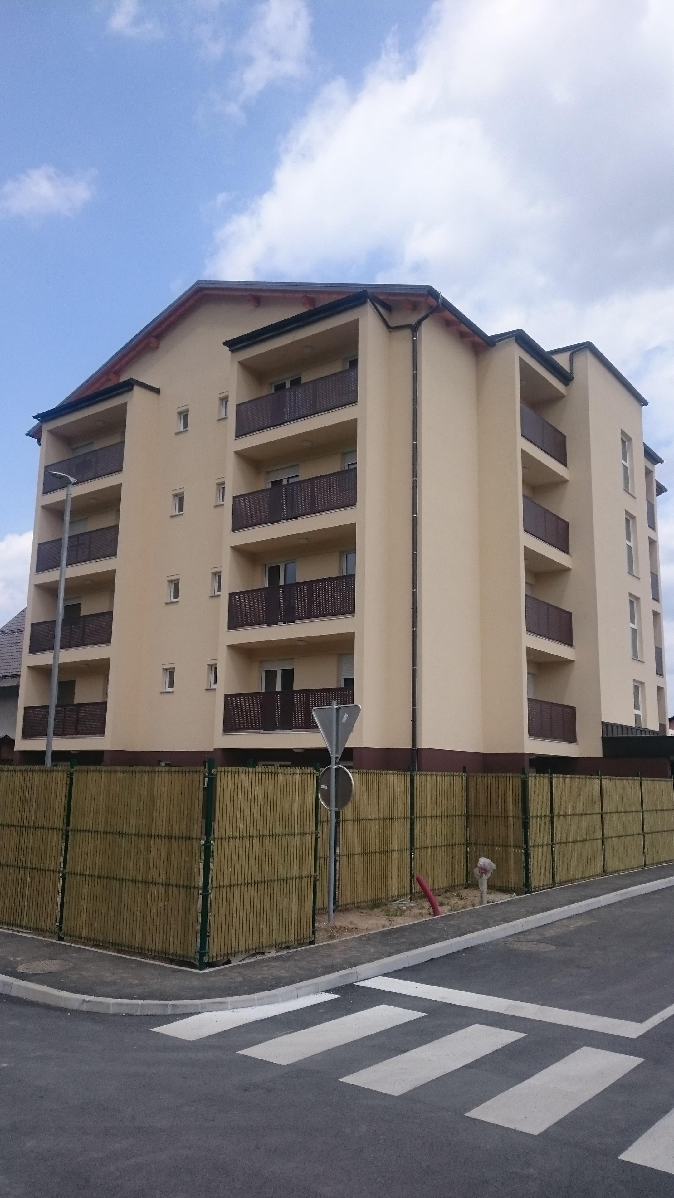Trosobno stanovanje ob Rinži, Kočevje 75,40m2 (novogradnja)