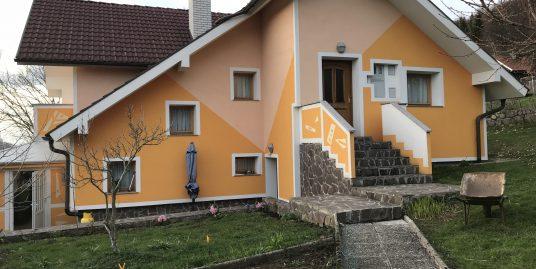 Kočevje(Mačkovec)-stanovanjska stavba